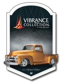 VIBRANCE COLLECTION Metal Sign