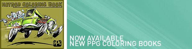 New PPG Coloring Books Available