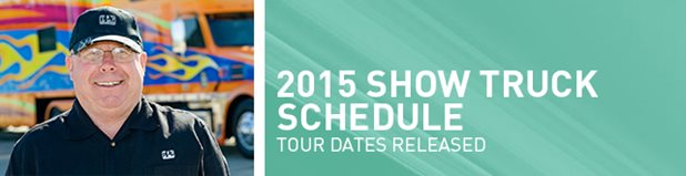 2015 Show Truck Tour Dates Released