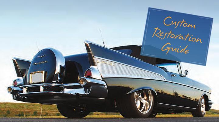 car restoration guides
