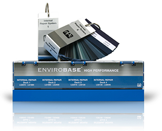 Envirobase High Performance Internal Repair System Decks