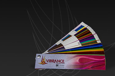 Vibrance Collection Custom Color Deck