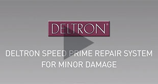 Deltron Repair System for Minor Damage
