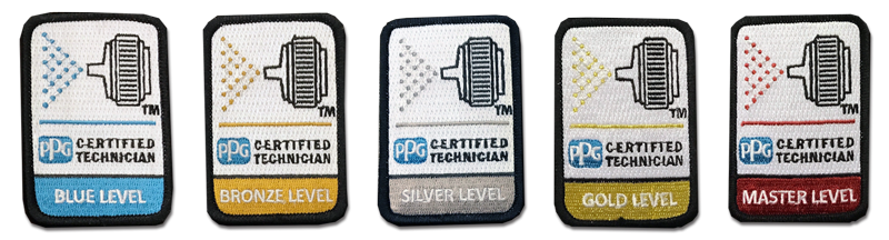 PPG Levels of Certification