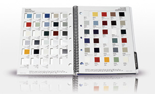 Production / Import Color Book
