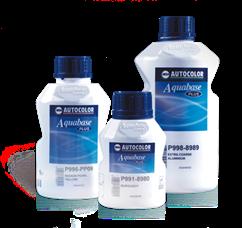Photo of Aquabase Plus product bottles