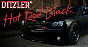 Ditzler Hot Rod Black