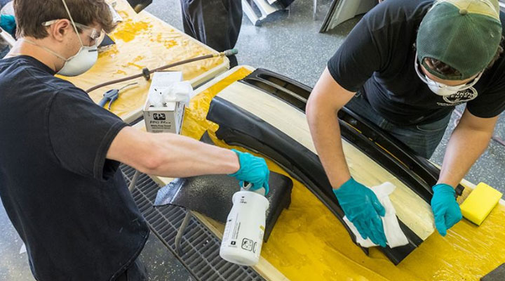PPG Posts Collision Refinish Training Schedule