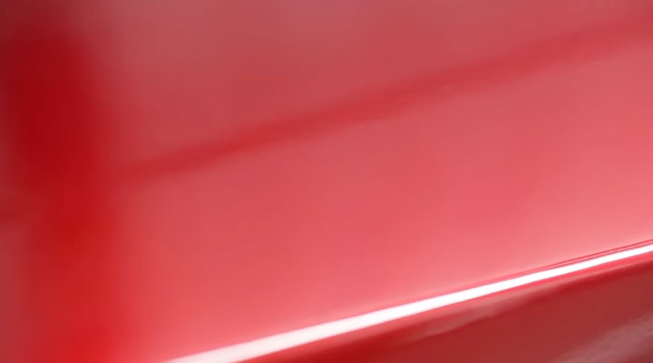 PPG Repair Process for Mazda 46V Soul Red Crystal