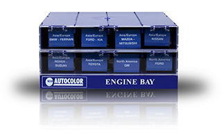 Aquabase Plus Engine Bay Deck