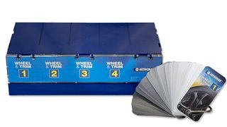Aquabase Plus Wheel and Trim Fan Deck