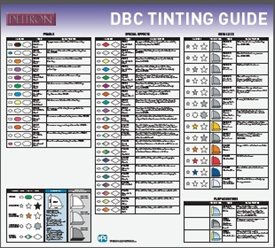 DBC Tint Guide Poster (2 of 2)