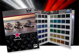 Western Star™ Trucks Color Selector